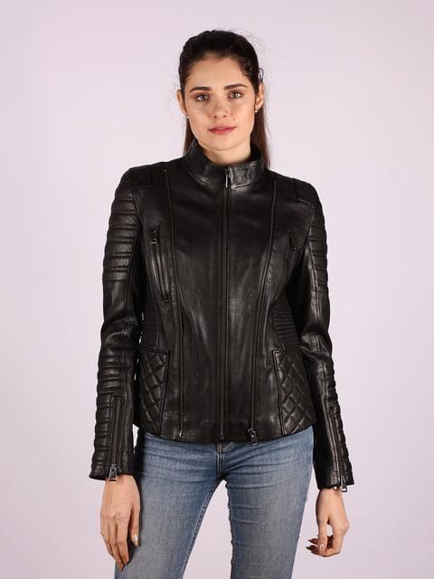 Куртка черная Jakko 4822634