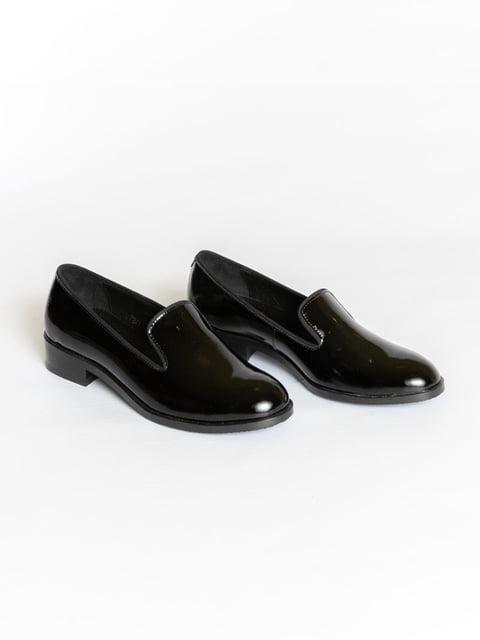 Туфли черные АМ 4822495