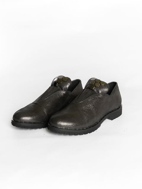 Туфли черные АМ 4822558