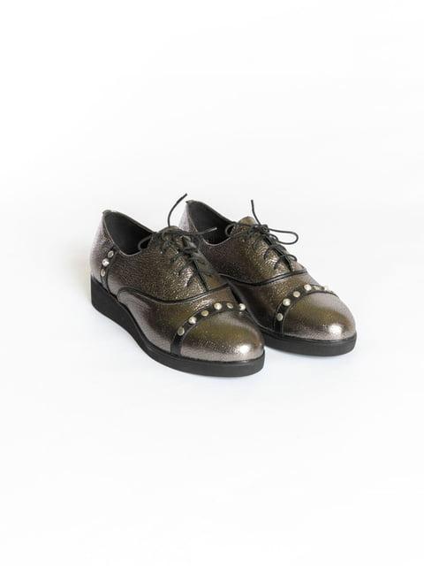 Туфли двухцветные АМ 4822568