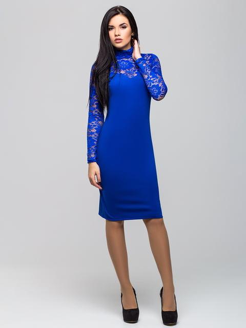 Сукня синя Leo Pride 3220812