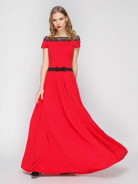 Сукня червона CELEBRITY 2003637