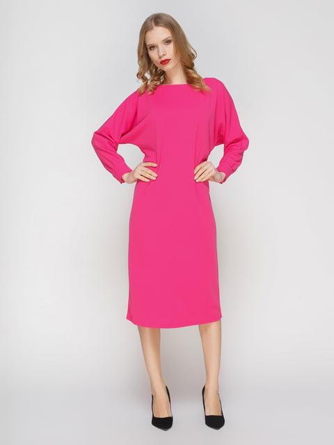 Сукня кольору фуксії CELEBRITY 2056244