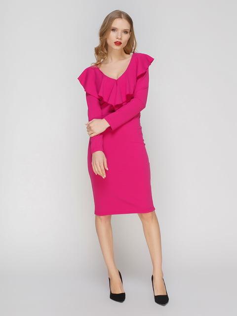 Сукня малинового кольору CELEBRITY 2121441