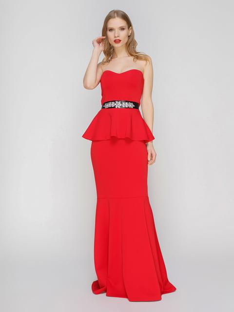 Сукня-бюстьє червона CELEBRITY 2003627