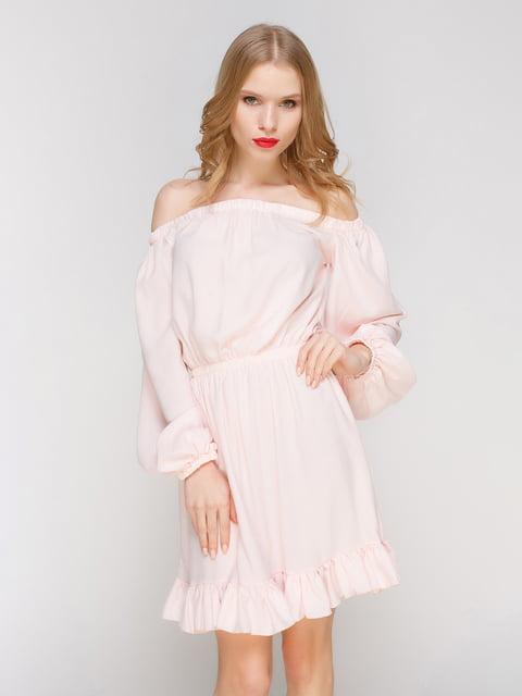 Платье розовое CELEBRITY 3361603