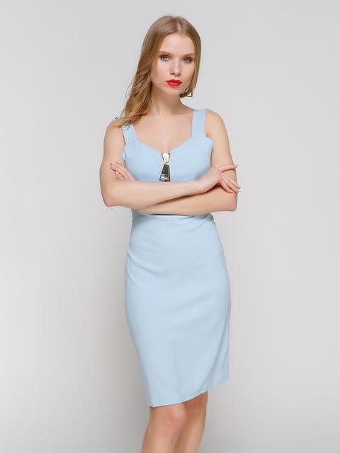 Сукня блакитна CELEBRITY 2293486