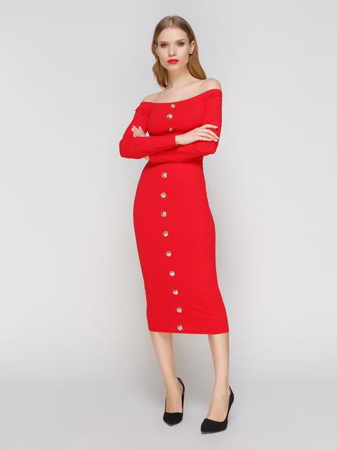 Сукня червона CELEBRITY 2121425