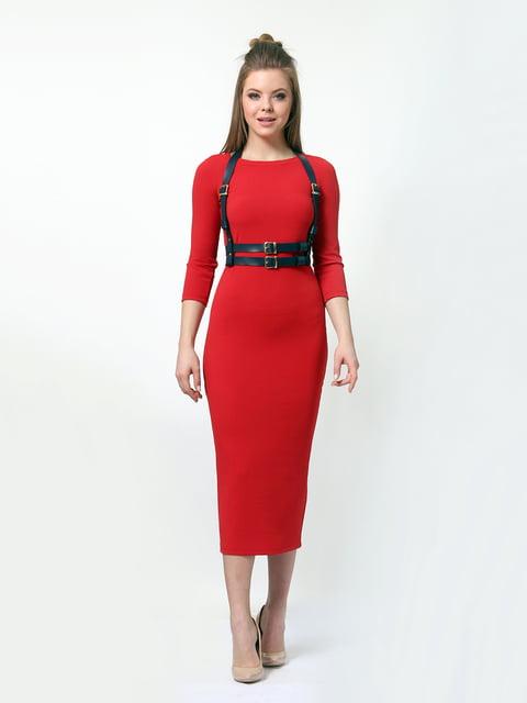 Платье красное Lada Lucci 4794785