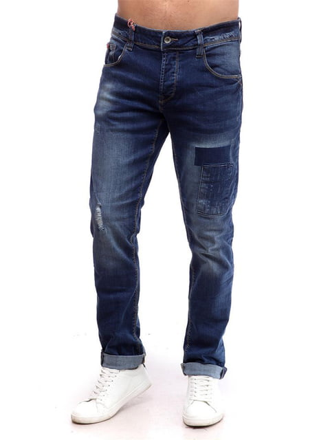 Джинсы синие Lee Cooper 4699939