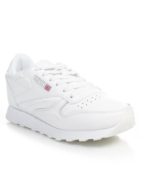 Кросівки білі AESD 4826047