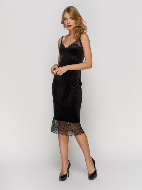 Сукня чорна CELEBRITY 3045930