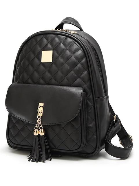 Рюкзак чорний Postar 4826094