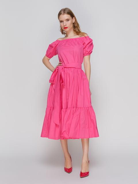 Сукня малинового кольору CELEBRITY 2293463