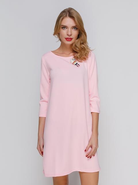 Сукня рожева CELEBRITY 3182326