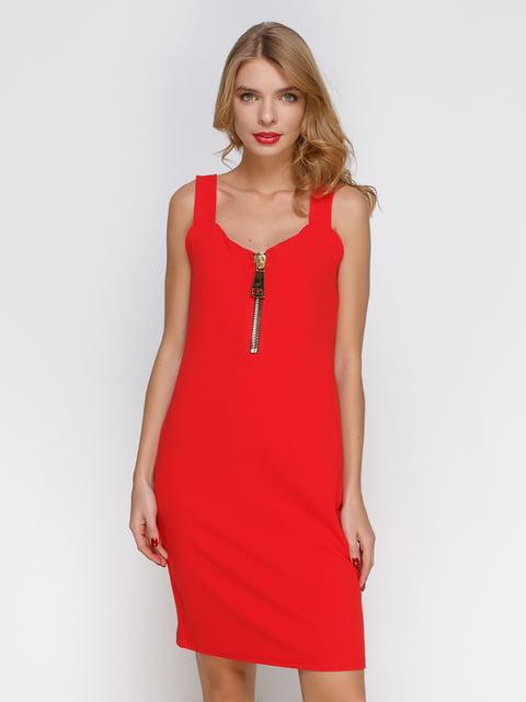 Сукня червона CELEBRITY 2293484