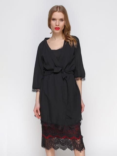 Комплект: халат и ночная рубашка CELEBRITY 2003683