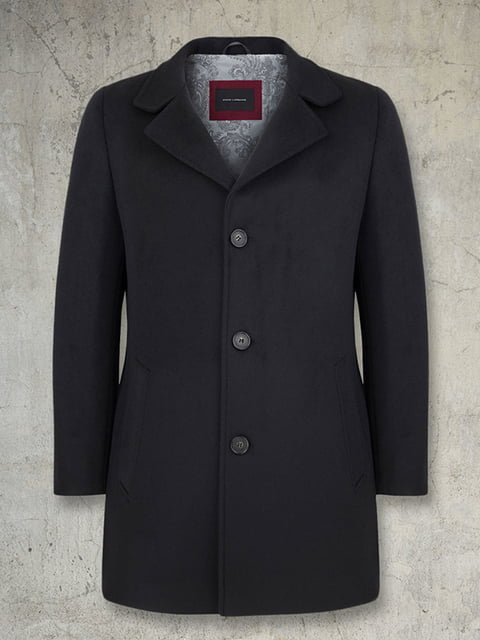 Пальто чорне PAKO LORENTE 4822993