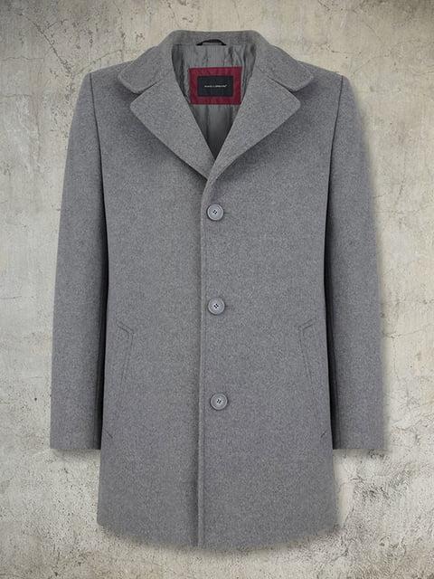 Пальто сіре PAKO LORENTE 4822995