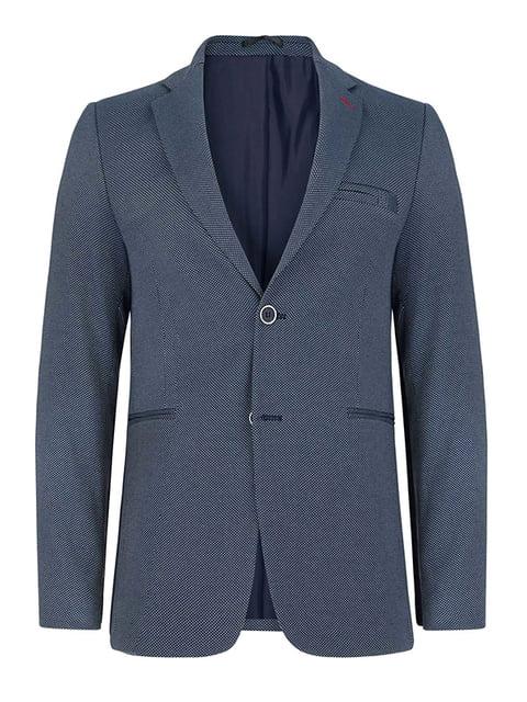 Піджак синьо-сірий PAKO LORENTE 4823015