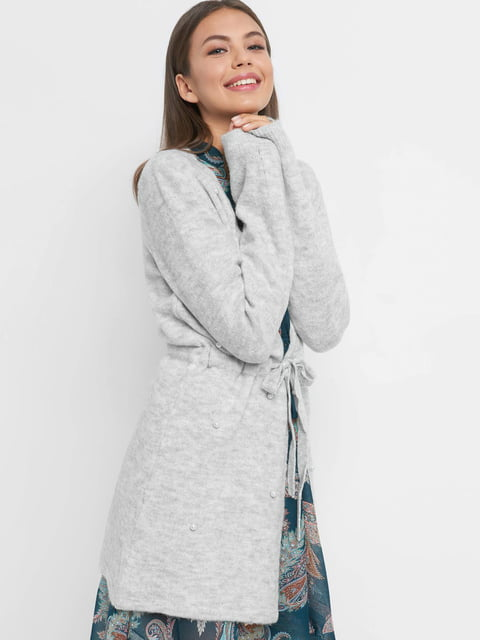 Кардиган серый Orsay 4710662