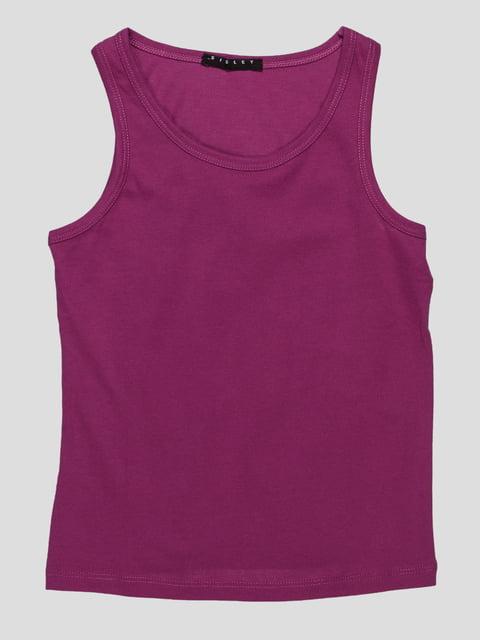 Майка фіолетова Sisley 2202510