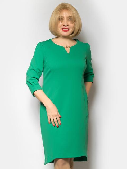 Платье светло-зеленое LibeAmore 4827402