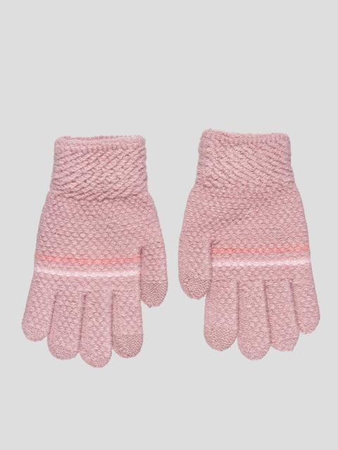 Перчатки темно-розовые GLOVE 4808942