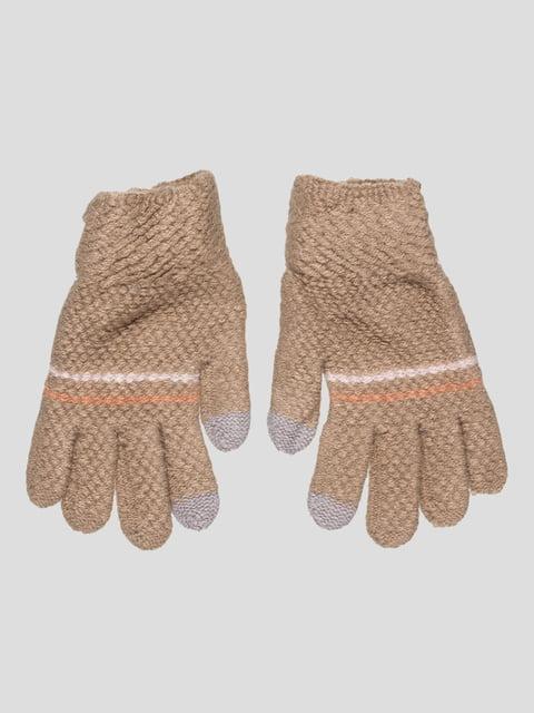 Перчатки коричневые GLOVE 4808940
