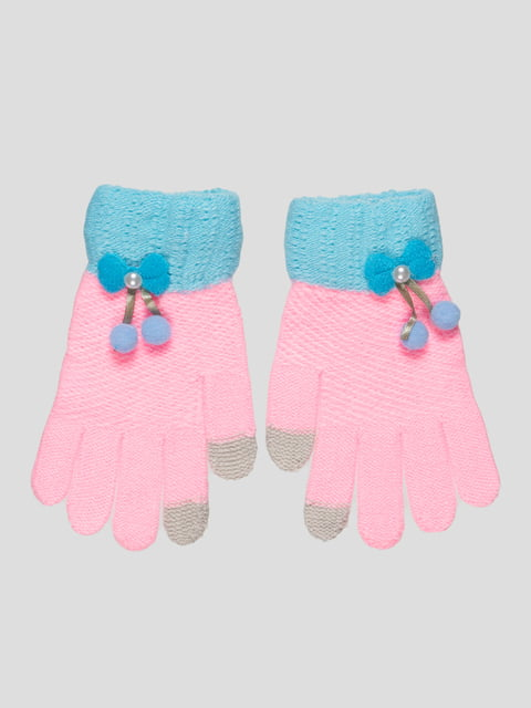 Перчатки розовые GLOVE 4808952
