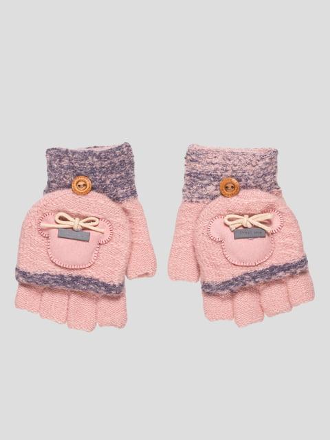 Рукавички рожеві GLOVE 4808946