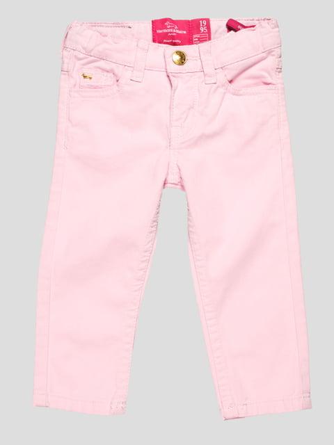 Брюки розовые Harmont&blaine 4808699