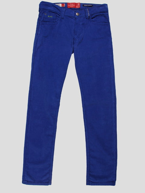 Брюки синие Harmont&blaine 4808753