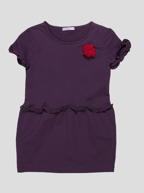 Сукня фіолетова Fashion 4808650