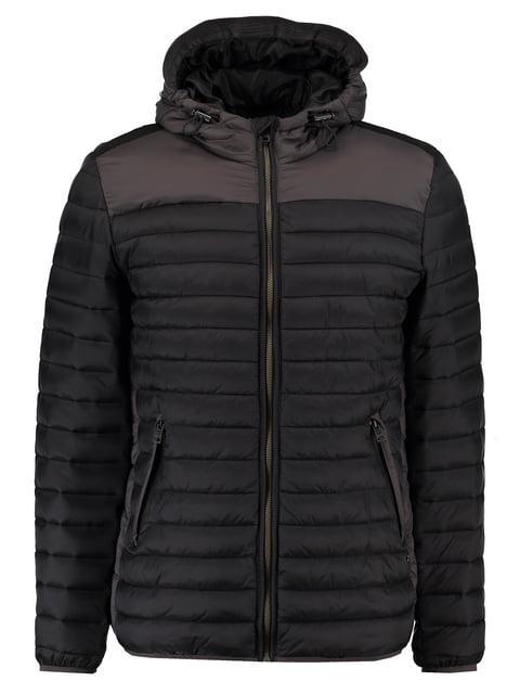 Куртка чорна Garcia 4828758