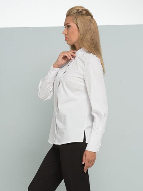 Рубашка белая Lesya 4518995