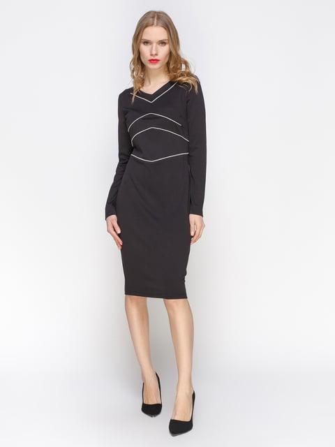 Сукня чорна Atelier private 2757712