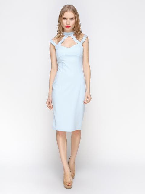 Сукня блакитна Atelier private 2982630