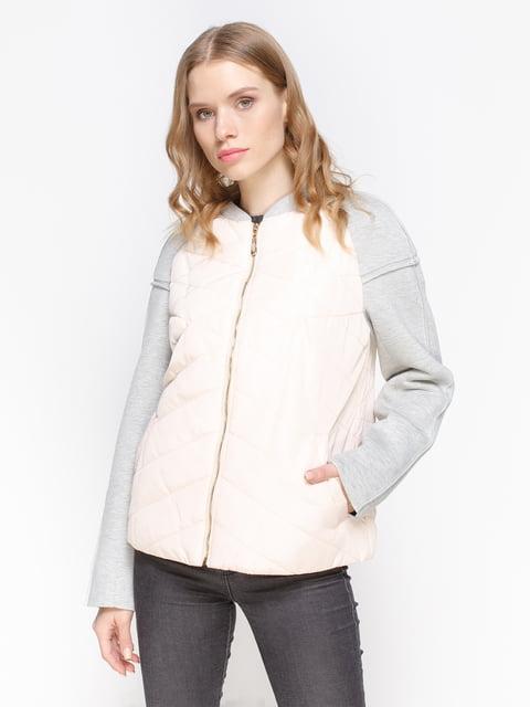 Куртка двоколірна Atelier private 2127865