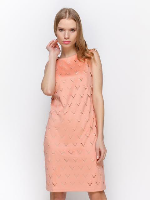 Сукня персикова Atelier private 2194287