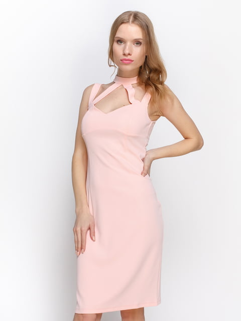 Сукня персикого кольору Atelier private 3098646