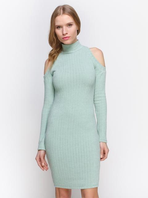 Сукня м'ятного кольору Atelier private 2981663
