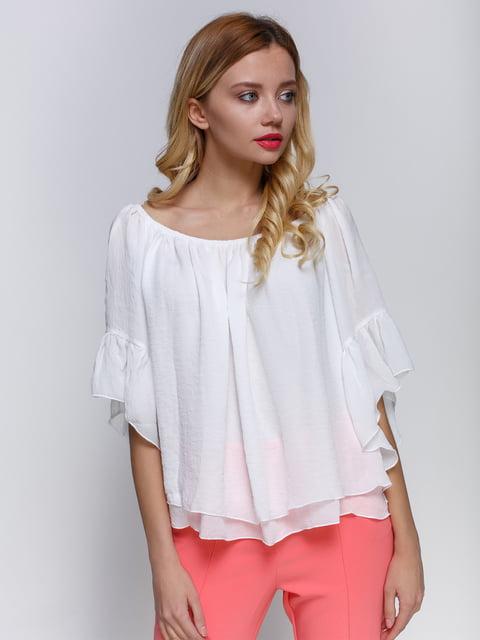 Блуза біла Atelier private 3155091