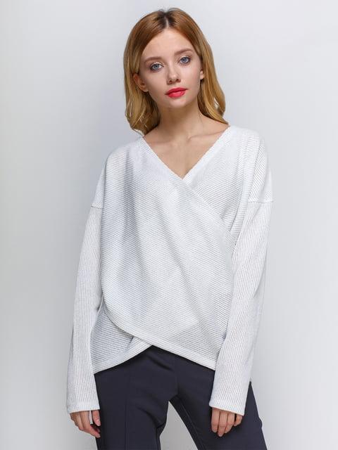 Пуловер білий Atelier private 3718032