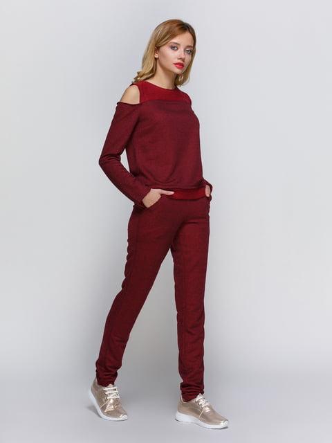 Комплект: джемпер и брюки Atelier private 2981645