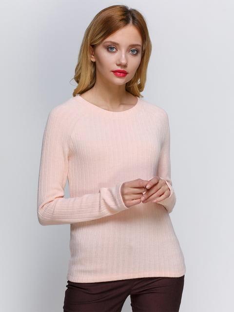Джемпер персикового кольору Atelier private 2981675