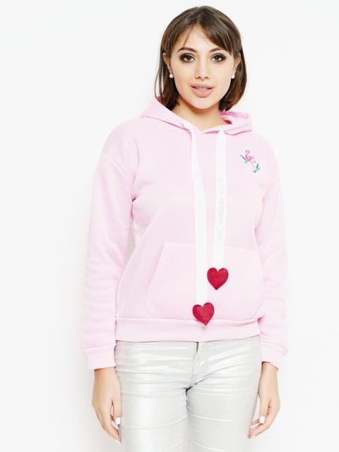 Худи розовая Magnet 4838636