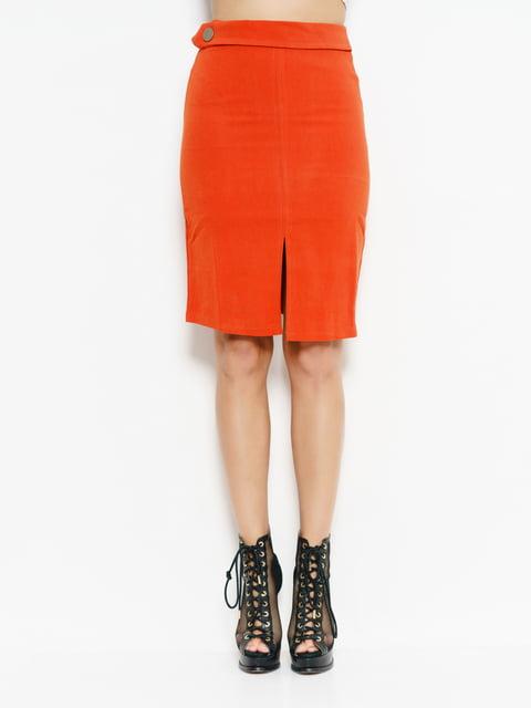 Юбка оранжевая Magnet 4838689