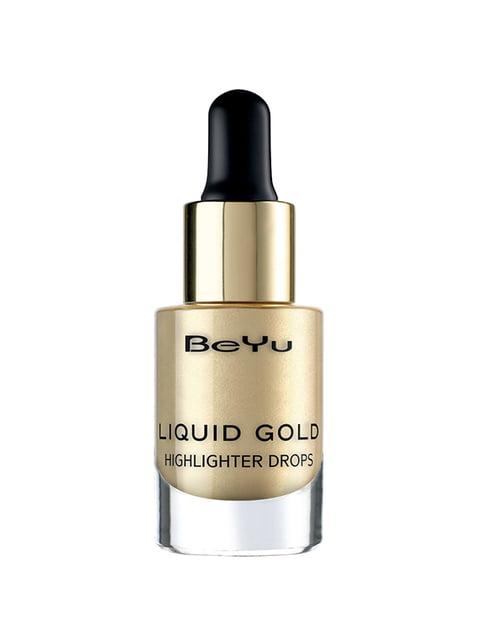Коректор для обличчя Liquid Gold Highlighter Drops - №4 (13 мл) BeYu 4756562