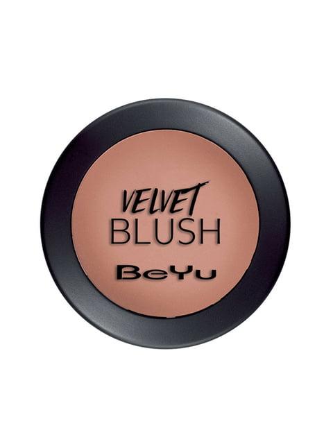 Рум'яна компактні Velvet Blush - № 12 (4 г) BeYu 4830476